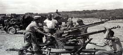 Del GIRÓN cubano, al Girón africano.