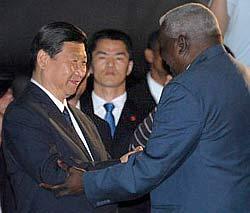 Concluyó vicepresidente chino visita a Cuba