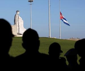 Cierran honras fúnebres a Julio Casas Regueiro en la capital cubana.