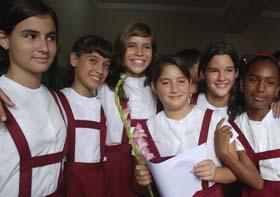 UNICEF confirma que Cuba es el único país de América Latina sin desnutrición infantil