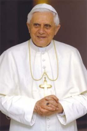 Datos Biográficos de Su Santidad Benedicto XVI