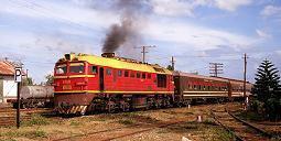 Día  del Trabajador  Ferroviario en Cuba / 29 de  Enero