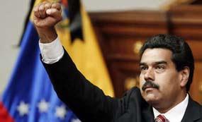 Jefe de estado iraní en Venezuela para investidura de Maduro